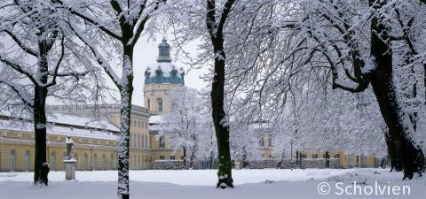 Schloss Charlottenburg Winter